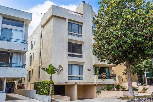 1745 S Bentley Avenue #4, Los Angeles, CA 90025 (#SR20249158) :: Berkshire Hathaway HomeServices California Properties