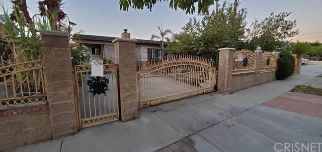 13101 Daventry Street, Pacoima, CA 91331 (#SR20249783) :: Montemayor & Associates