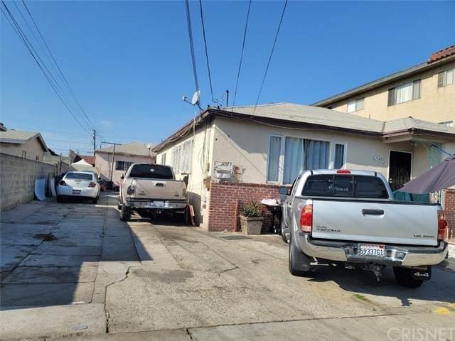 11323 Firmona Avenue, Inglewood, CA 90304 (#SR20256176) :: The Bobnes Group Real Estate