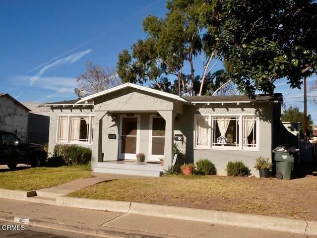 43 Barry Drive, Ventura, CA 93001 (#V1-3028) :: The Grillo Group