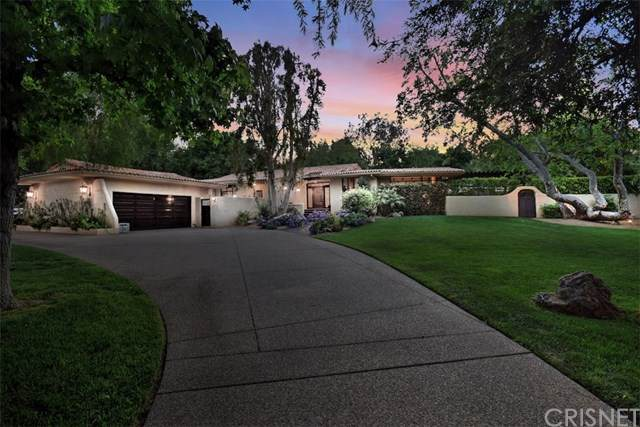 5275 Round Meadow Road, Hidden Hills, CA 91302 (#SR21007258) :: Randy Plaice and Associates