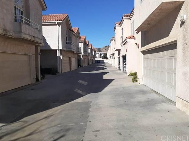14035 Astoria Street #123, Sylmar, CA 91342 (#SR21010647) :: TruLine Realty
