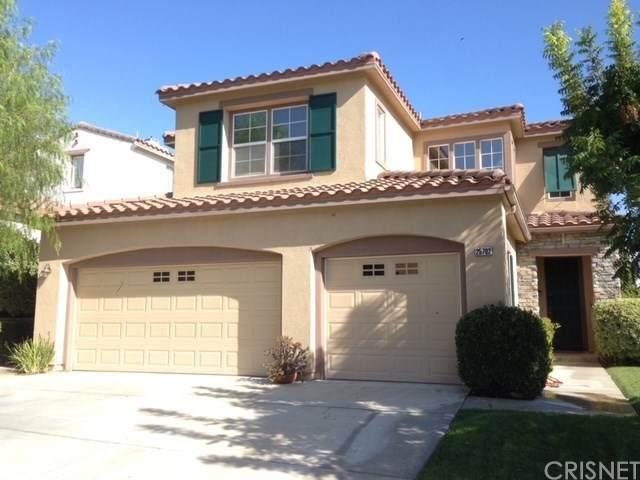 25702 Hawthorne Place, Stevenson Ranch, CA 91381 (#SR21008496) :: Randy Plaice and Associates