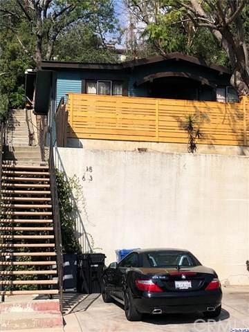 615 S Avenue 60, Los Angeles, CA 90042 (#320004757) :: Berkshire Hathaway HomeServices California Properties