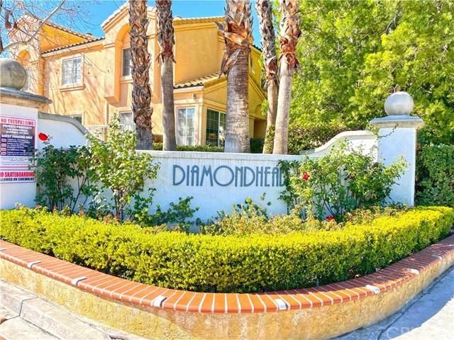 25126 Steinbeck Avenue F, Stevenson Ranch, CA 91381 (#SR21017505) :: HomeBased Realty