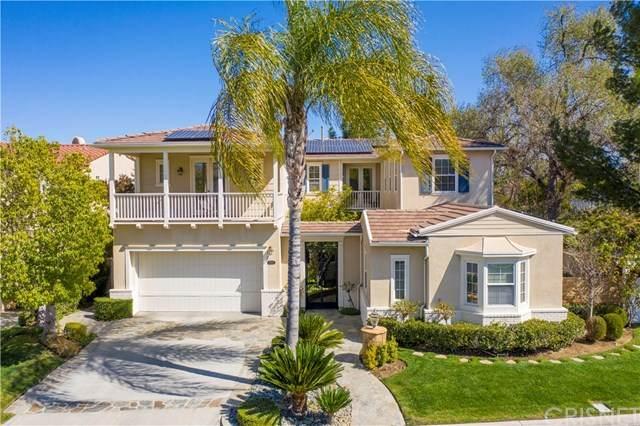 26914 Mirasol Street, Valencia, CA 91355 (#SR21020362) :: Randy Plaice and Associates