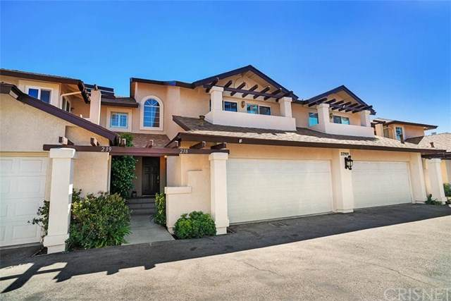 22909 Banyan Place #238, Saugus, CA 91390 (#SR21023265) :: Berkshire Hathaway HomeServices California Properties