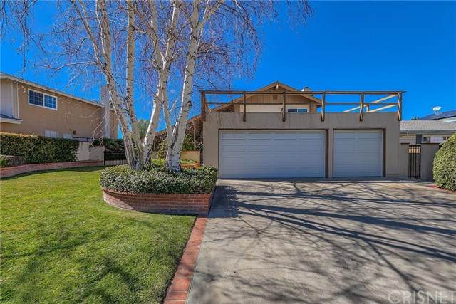 25561 Mountain Pass Road, Newhall, CA 91321 (#SR21025464) :: HomeBased Realty