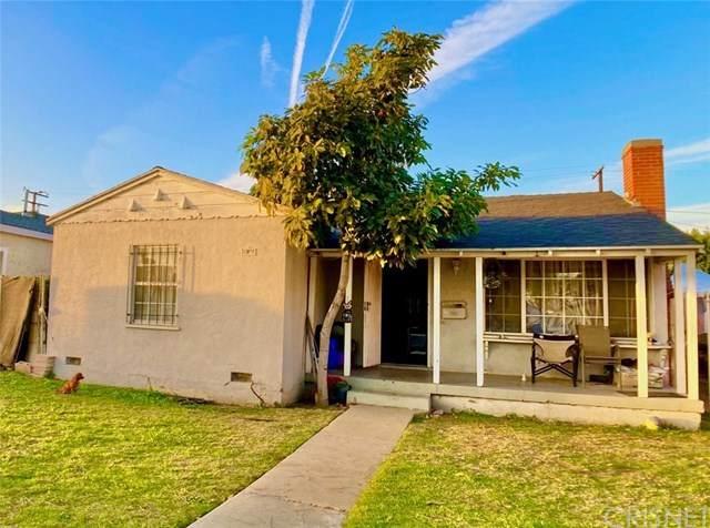 627 W Palmer Street, Compton, CA 90220 (#SR21029137) :: TruLine Realty