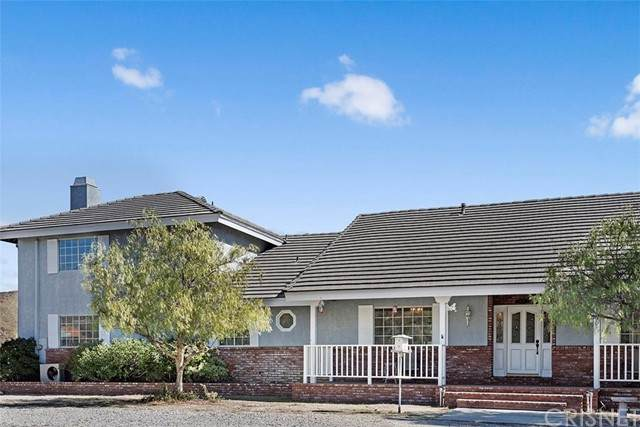 31830 Firecrest Road, Agua Dulce, CA 91390 (#SR21017646) :: The Bobnes Group Real Estate