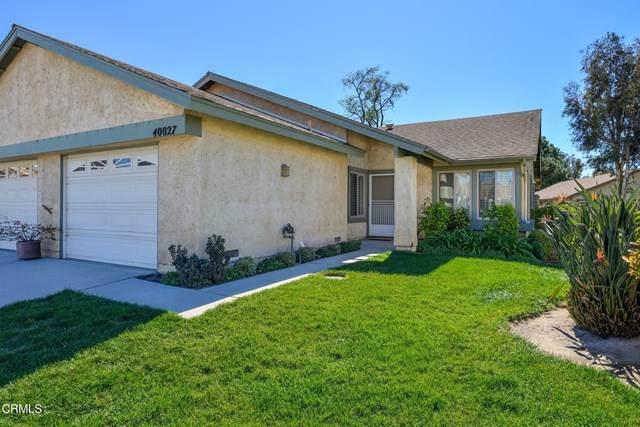 40027 Village 40, Camarillo, CA 93012 (#V1-4023) :: Berkshire Hathaway HomeServices California Properties