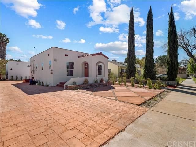 424 Fermoore, San Fernando, CA 91340 (#SR21035601) :: Lydia Gable Realty Group