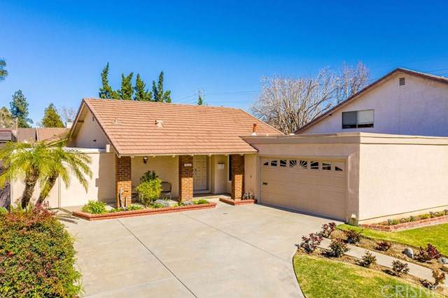 23527 Via Eliso, Valencia, CA 91355 (#SR21037008) :: Randy Plaice and Associates