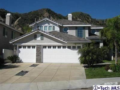 25425 Doyle Court, Stevenson Ranch, CA 91381 (#320005077) :: HomeBased Realty