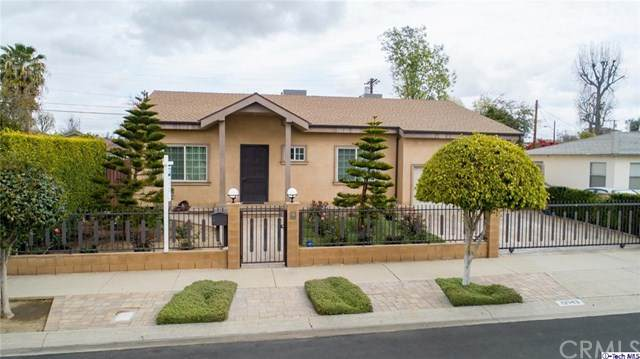 12943 Lemay Street, North Hollywood, CA 91606 (#320005235) :: TruLine Realty