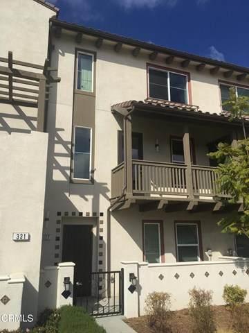 327 Townsite Promenade, Camarillo, CA 93010 (#V1-4293) :: Berkshire Hathaway HomeServices California Properties