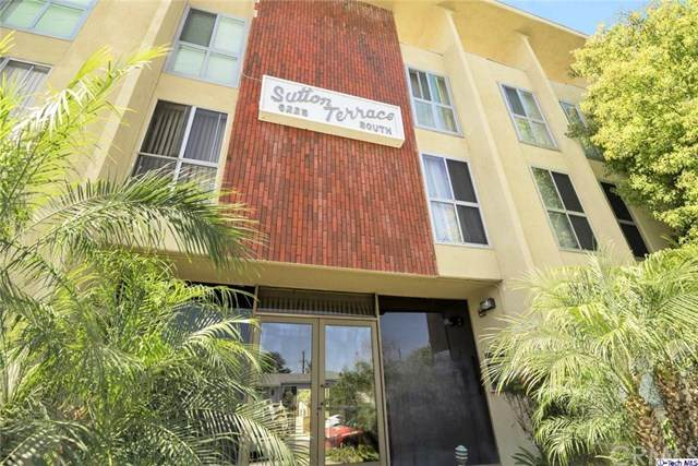 6225 Coldwater Canyon Avenue #209, Valley Glen, CA 91606 (#320005332) :: TruLine Realty