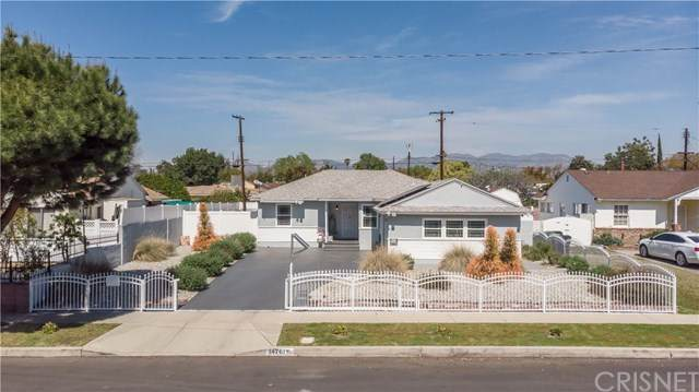 14761 Septo Street, Mission Hills (San Fernando), CA 91345 (#SR21054465) :: Lydia Gable Realty Group