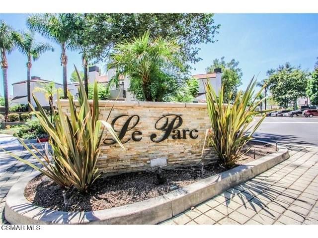 1158 Tivoli Lane #177, Simi Valley, CA 93065 (#221001458) :: Montemayor & Associates