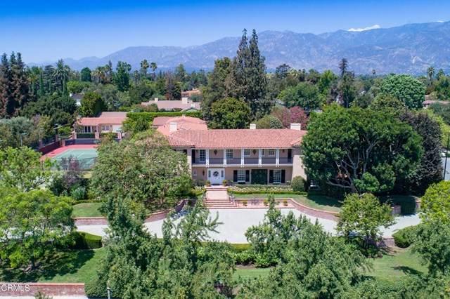 1585 Orlando Road, Pasadena, CA 91106 (#P1-3914) :: Berkshire Hathaway HomeServices California Properties