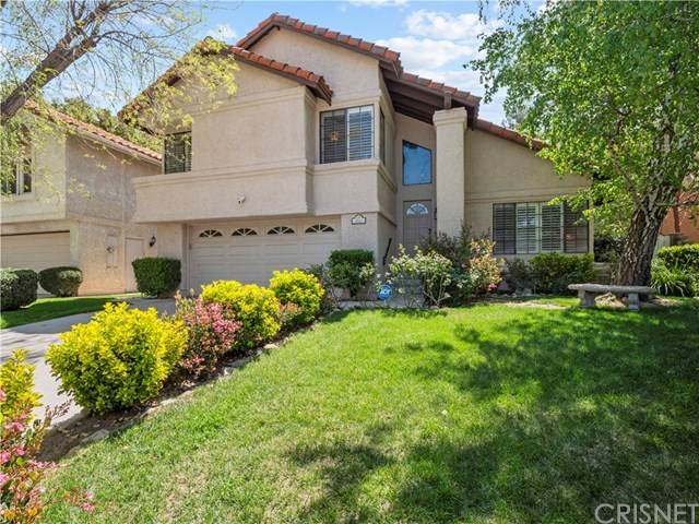 24103 Clearbank Lane, Newhall, CA 91321 (#SR21066431) :: TruLine Realty