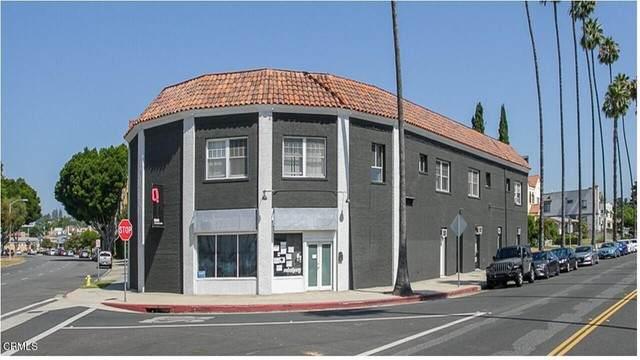 2401 W Main Street, Alhambra, CA 91801 (#P1-4233) :: Berkshire Hathaway HomeServices California Properties