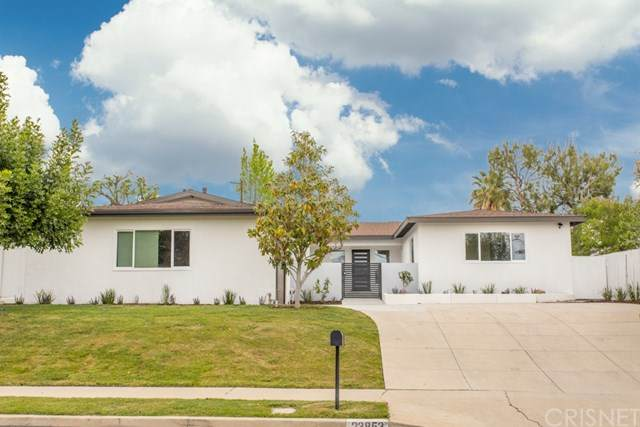 23853 Hatteras Street, Woodland Hills, CA 91367 (#SR21080519) :: Lydia Gable Realty Group