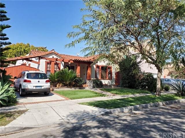 3613 Schaefer Street, Culver City, CA 90232 (#SR21084672) :: Lydia Gable Realty Group