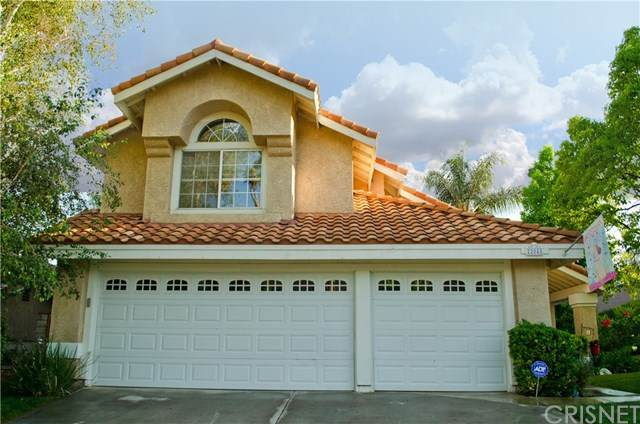22048 Grovepark Drive, Saugus, CA 91350 (#SR21093412) :: Montemayor & Associates