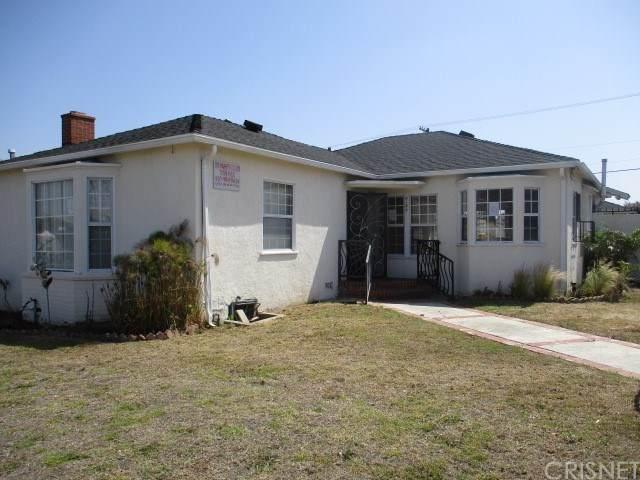 9156 S Harvard Boulevard, Los Angeles, CA 90047 (#SR21093979) :: Montemayor & Associates