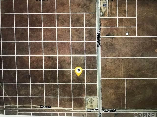14 Vac/Vic Avenue F14/110 Stw, Antelope Acres, CA 93536 (#SR21093483) :: Angelo Fierro Group   Compass