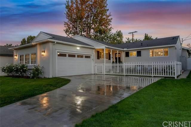 17128 Bullock Street, Encino, CA 91316 (#SR21095723) :: Compass