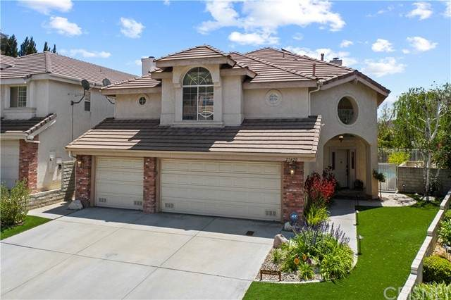 25620 Wolfe Circle, Stevenson Ranch, CA 91381 (#SR21097143) :: Montemayor & Associates