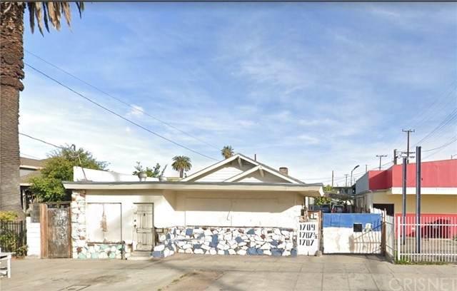 1711 W 35th Place, Los Angeles, CA 90018 (#SR21101355) :: Vida Ash Properties | Compass