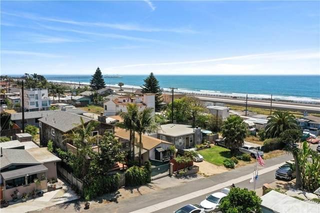 7042 Oxnard Avenue, La Conchita, CA 93001 (#SR21103037) :: Angelo Fierro Group | Compass