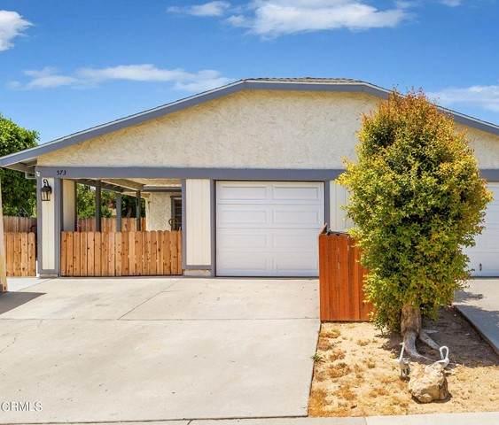 573 Hillcrest Drive, Camarillo, CA 93012 (#V1-5991) :: Angelo Fierro Group | Compass