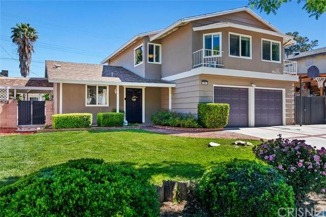 550 Talbert Avenue, Simi Valley, CA 93065 (#SR21113906) :: Berkshire Hathaway HomeServices California Properties