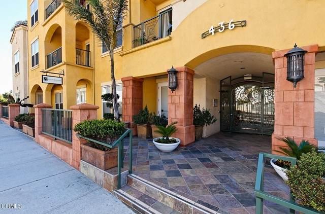 436 Poli St. #103, Ventura, CA 93001 (#V1-6128) :: The Bobnes Group Real Estate