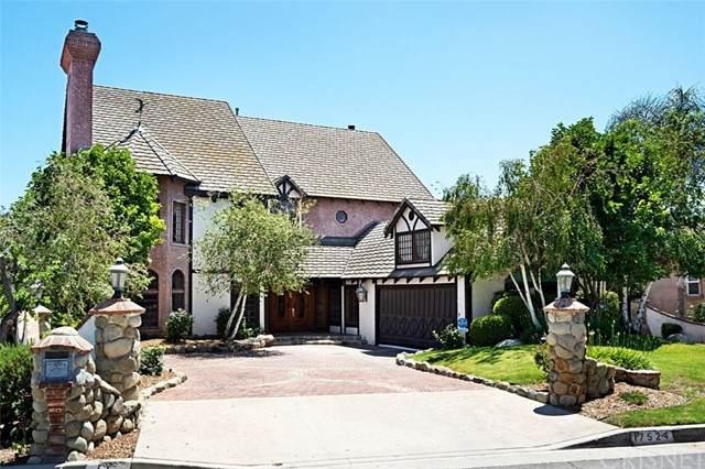 17524 Napa Street, Sherwood Forest, CA 91325 (#SR21118900) :: Randy Plaice and Associates