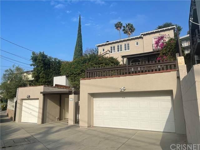 1975 Redesdale Avenue, Silver Lake, CA 90039 (#SR21112127) :: Montemayor & Associates