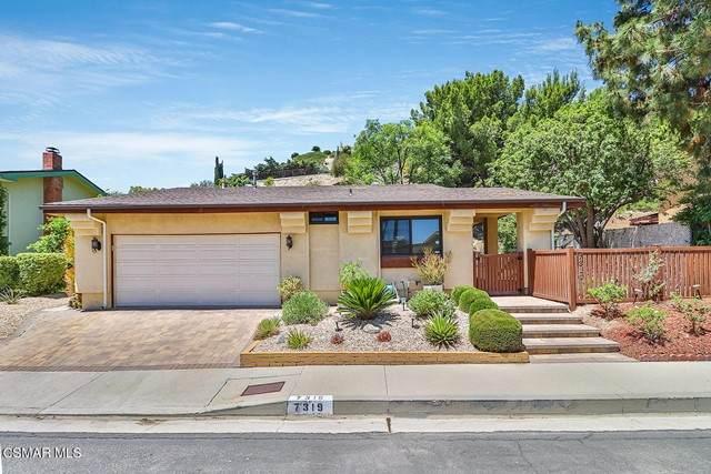 7319 Hyannis Drive, West Hills, CA 91307 (#221003140) :: Randy Plaice and Associates