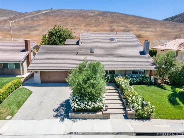 3108 Sierra Drive, Westlake Village, CA 91362 (#SR21126298) :: TruLine Realty