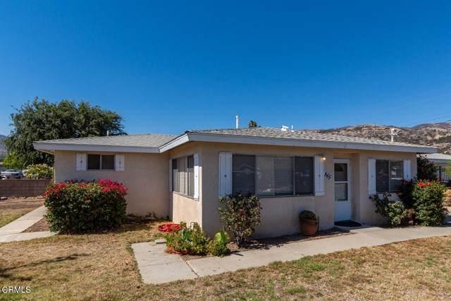 865 Fourth Street, Fillmore, CA 93015 (#V1-6416) :: Berkshire Hathaway HomeServices California Properties