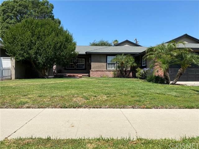10033 Montgomery Avenue, Granada Hills, CA 91343 (#SR21128012) :: Montemayor & Associates