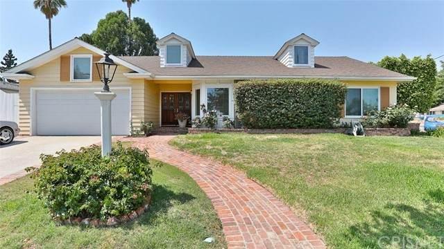 18501 San Fernando Mission Boulevard, Porter Ranch, CA 91326 (#SR21129338) :: Montemayor & Associates