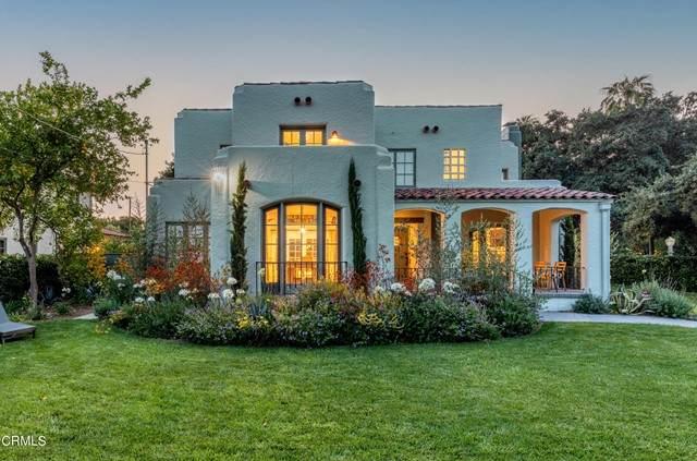 1590 Oakdale Street, Pasadena, CA 91106 (#P1-5259) :: Montemayor & Associates