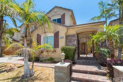 5812 Indian Pointe Drive, Simi Valley, CA 93063 (#SR21131499) :: The Grillo Group