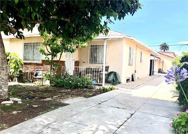 5517 Geer Street, Los Angeles, CA 90016 (#SR21133443) :: TruLine Realty