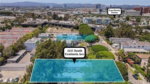 2437 Centinela Avenue, Santa Monica, CA 90405 (#SR21139157) :: TruLine Realty