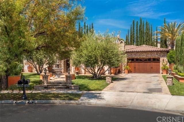 25765 Laurel Oak Court, Valencia, CA 91381 (#SR21141592) :: Berkshire Hathaway HomeServices California Properties